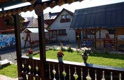 Casă de oaspeți Dumbrăvița, Casa Toth din Țipțerai