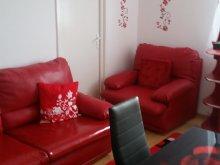 Szállás Vajdahunyad (Hunedoara), Red House Apartman