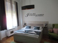 Accommodation CAMPUS Festival Debrecen, Pásti Central Apartment