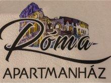 Pachet Zádorfalva, Apartamente Roma