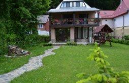 Casă de vacanță Burcioaia, Casa Rustic
