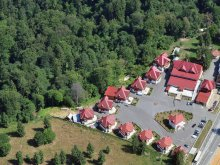 Accommodation Ghelinta (Ghelința), Monterai Resort Complex