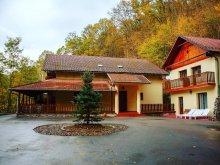 Panzió Barátka (Bratca), Valea Gepișului Panzió