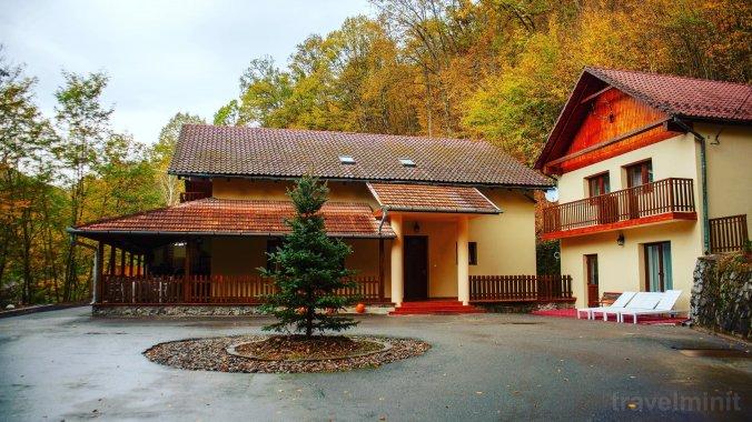 Valea Gepișului Panzió Groși