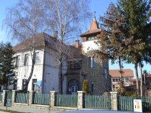Cazare Sânzieni, Palatul Copiilor