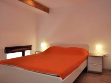 Cazare Curteni, Central Orange Apartment