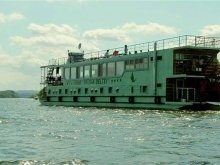 Accommodation Vișina, Magia Deltei Floating Hotel