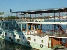 Hotel Zebil, Paradisul Deltei Floating Hotel