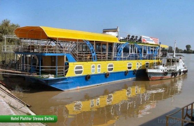 Steaua Deltei Floating Hotel Murighiol