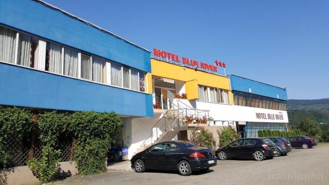 Blue River Motel Călimănești