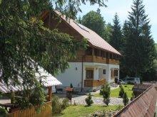 Apartament Mărăuș, Casa Arnica Montana