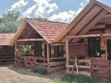 Camping Lacul Sfânta Ana, Casa camping Fehér