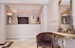 "Accommodation near ""George Enescu"" International Airport Bacău, C&C Residence Hotel"