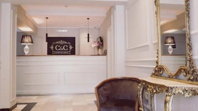 C&C Residence Hotel Bacău