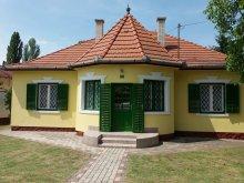 Nyaraló Nagyesztergár, BO-84: Strandközeli gyermekbarát nyaralóház 8-9-10 főre