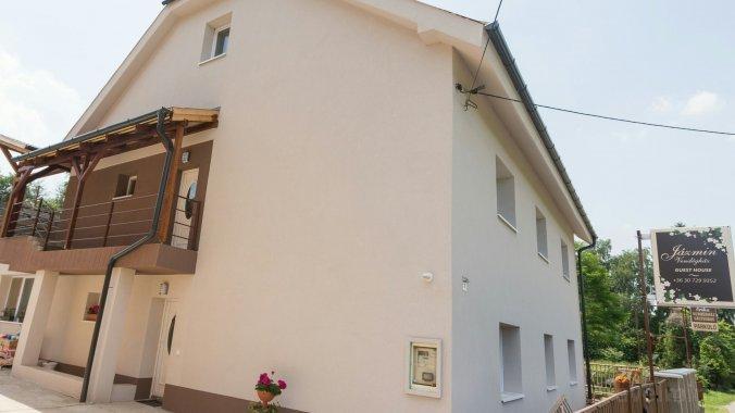 Casa de oaspeți Jázmin Eger