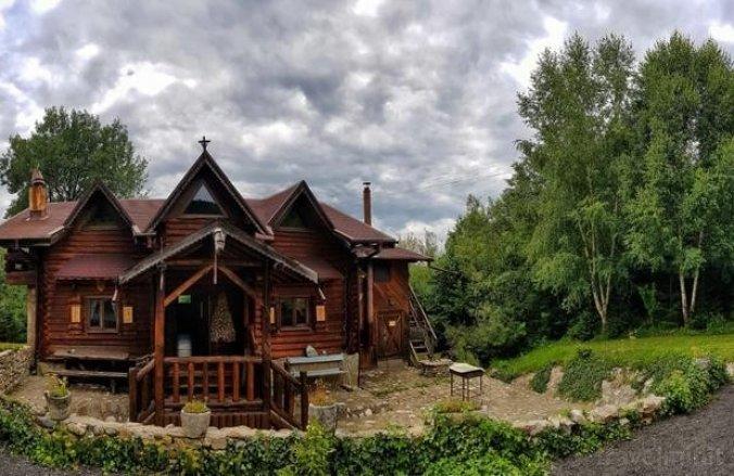 Cabana Vânătorului Râșnov