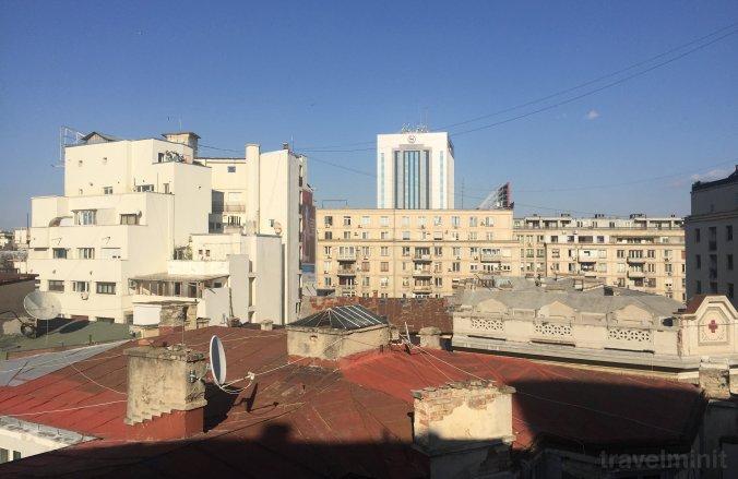 Ambasada Franței Apartman Bukarest