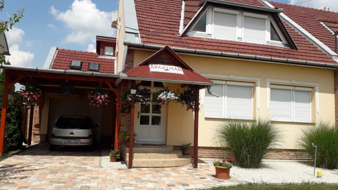 Apartament Boglárka Giula