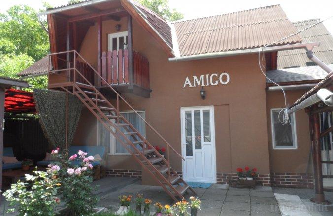 Casa de oaspeți Amigo Sovata