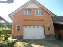 Kulcsosház Erdély, Tichet de vacanță, Laura Kulcsosház