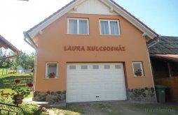 Kulcsosház Székelyszentlélek (Bisericani), Laura Kulcsosház