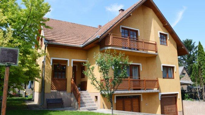 Apartament Marcsi Siofok