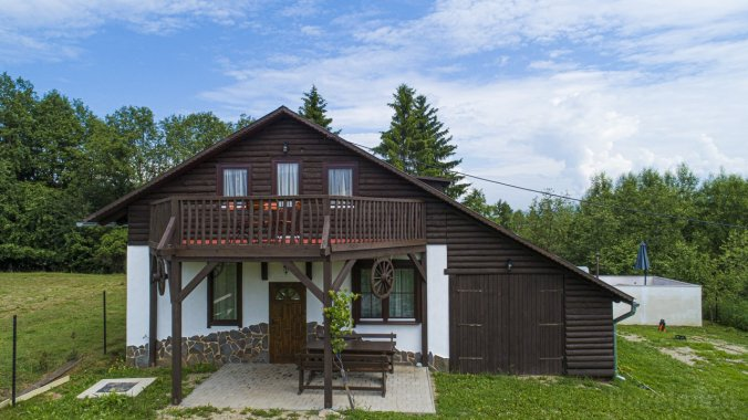 Kristóf Guesthouse Ciumani