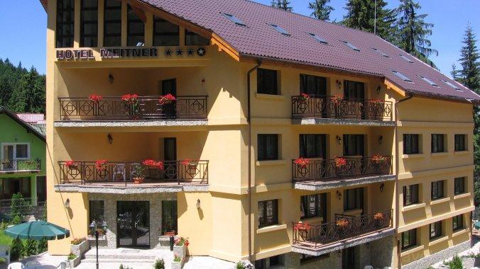 Meitner Hotel Predeal