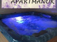 Casă de vacanță Kiskunhalas, Apartamente Alföldi Levendula