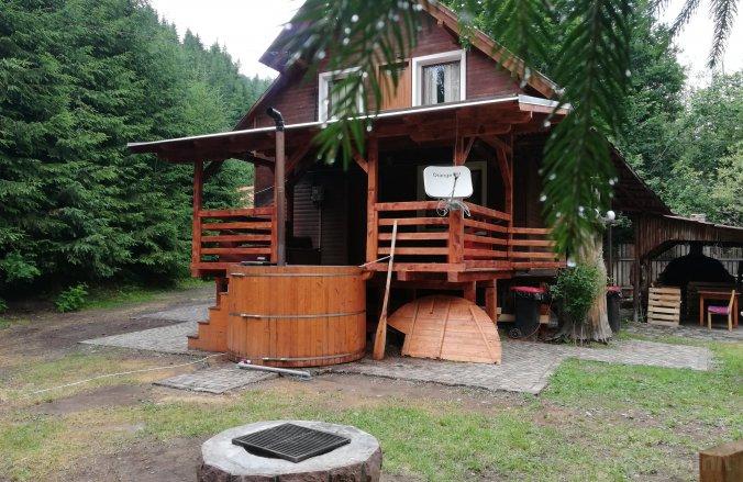 Andreea Vacation home Băile Homorod