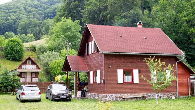 Ilka Guesthouse Praid