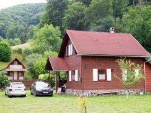 Villa Csíkszentmihály (Mihăileni), Ilka Vendégház