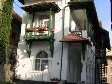 Pensiune Pleșoiu (Nicolae Bălcescu), Casa Olănescu