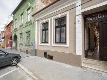 Pensiune Ocna Sibiului, Casa Timpuri Vechi