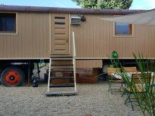 Camping EFOTT Velence, Luxury Beach Caravan