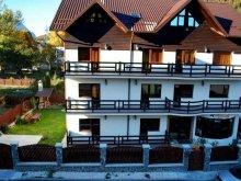 Villa Priboiu (Tătărani), Casa Amurg Villa