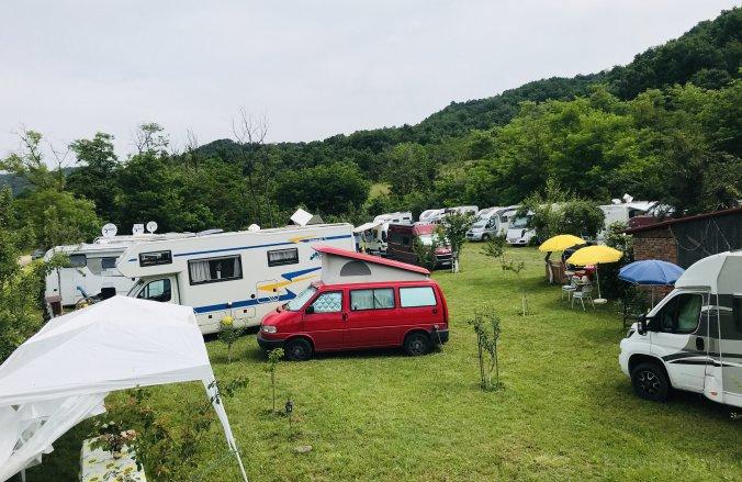 Camping Mala În Clisura Dunării Eșelnița