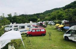 Camping near Mraconia Monastery, Mala Camping