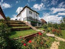 Casă de vacanță Hăbășești, Casa din Bucovina