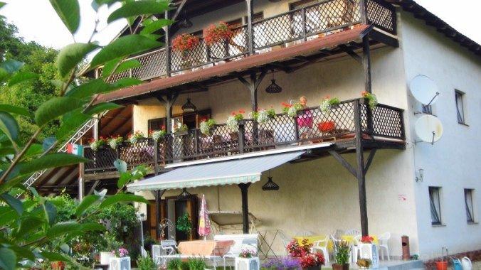 Pensiunea Villa Negra Balatonföldvár