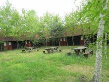 Camping Nagybarca, Sóstói Lovasklub Turistaház és Kemping