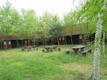 Kemping Tokaj, Sóstói Lovasklub Turistaház és Kemping