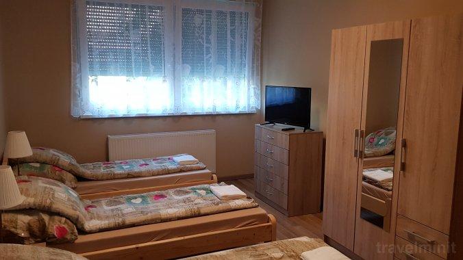 Apartament Lotti Kiskunhalas