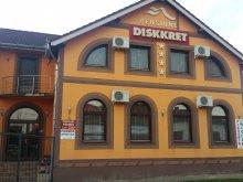 Cazare Dumbrăvița, Pensiunea Diskkret