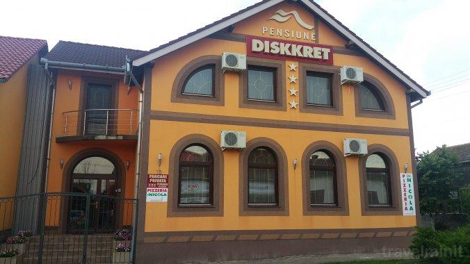 Pensiunea Diskkret Arad