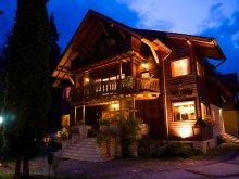 Hotel Felsőszombatfalva (Sâmbăta de Sus), Vila Zorile
