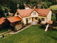 Cabană Izvoru Mureșului, Casa de vacanță Roland
