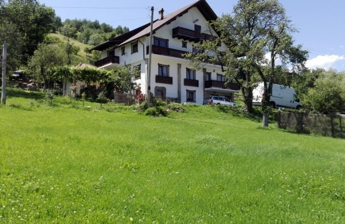 Ograda de la munte Panzió Törcsvár