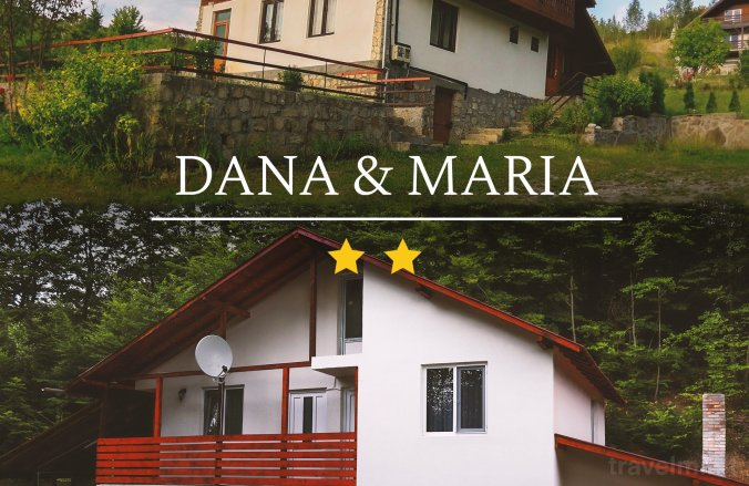 Dana Maria Guesthouse Gura Siriului
